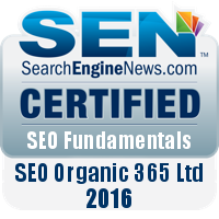 Search Engine News Certification